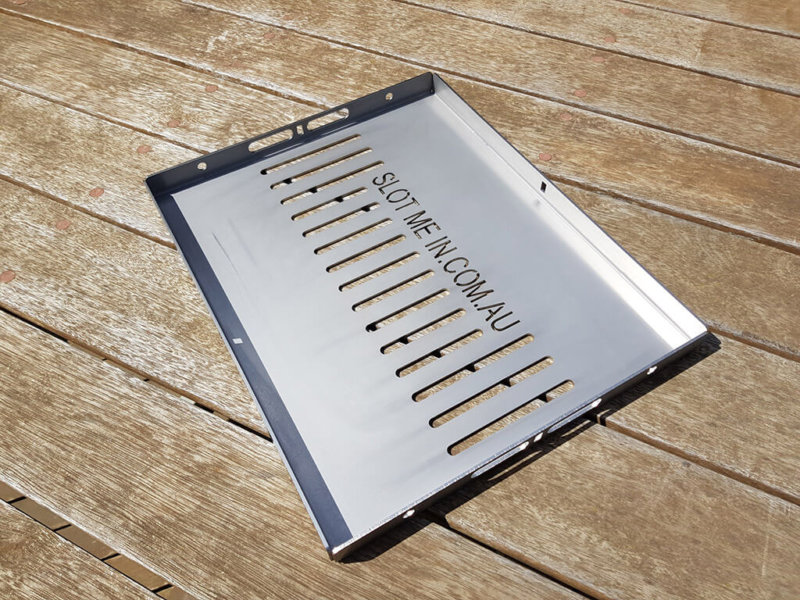 SMI Radiator Combo Hot Plate/Grill