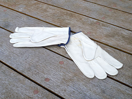The Wedge™ Leather Riggers Safety Gloves